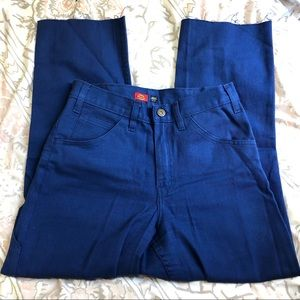 Dickies x opening ceremony Sz 25 blue trousers